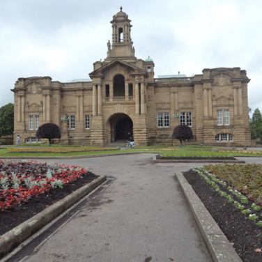 Cartwright Hall Museum Spring