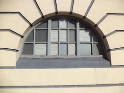 Alhambra Theatre Window