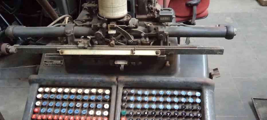 Bradford Industrial Museum fonts