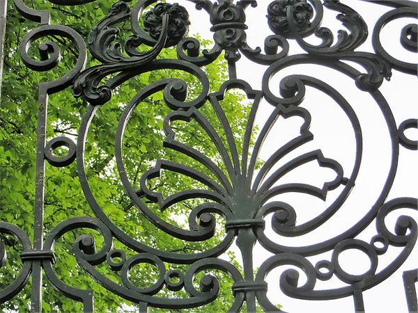 Princes Gate iron works