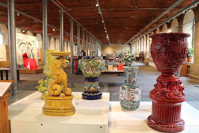 Burmantoffs ceramics