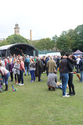 Music event Saltaire festival