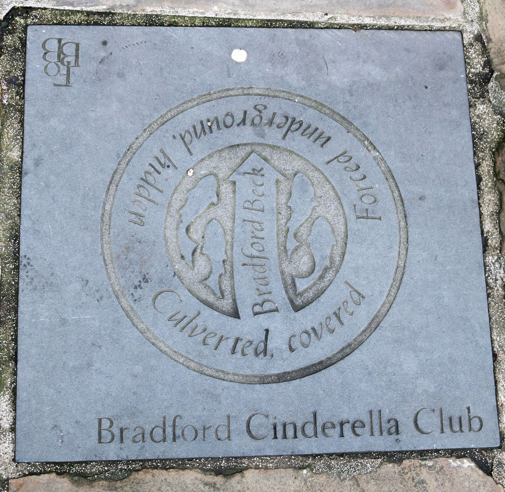 Bradford Beck Plaque 7