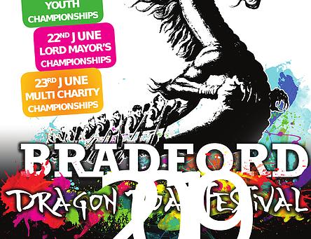 Bradford Dragon Boat Festival 2019