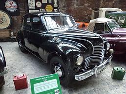 Jowett museum Bradford UK
