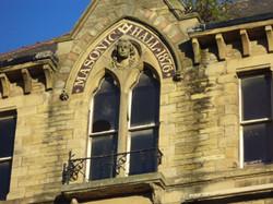 Masonic Hall, Rawson Square, Bradford city centre