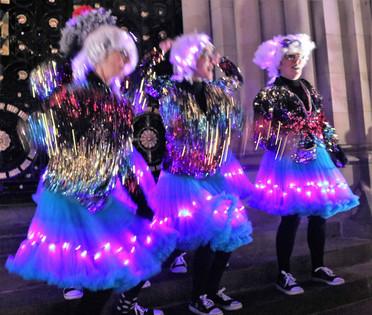 Illuminated ladies