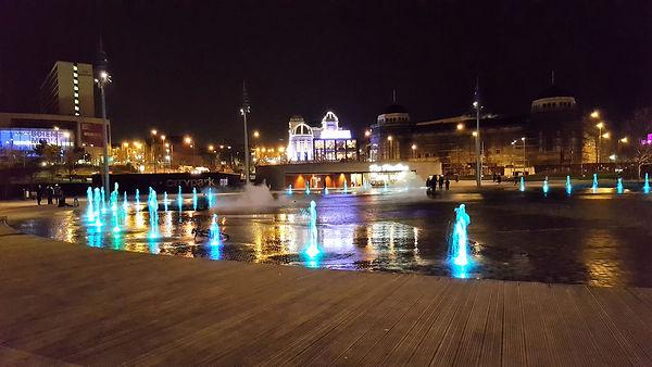 City Park Bradford UK