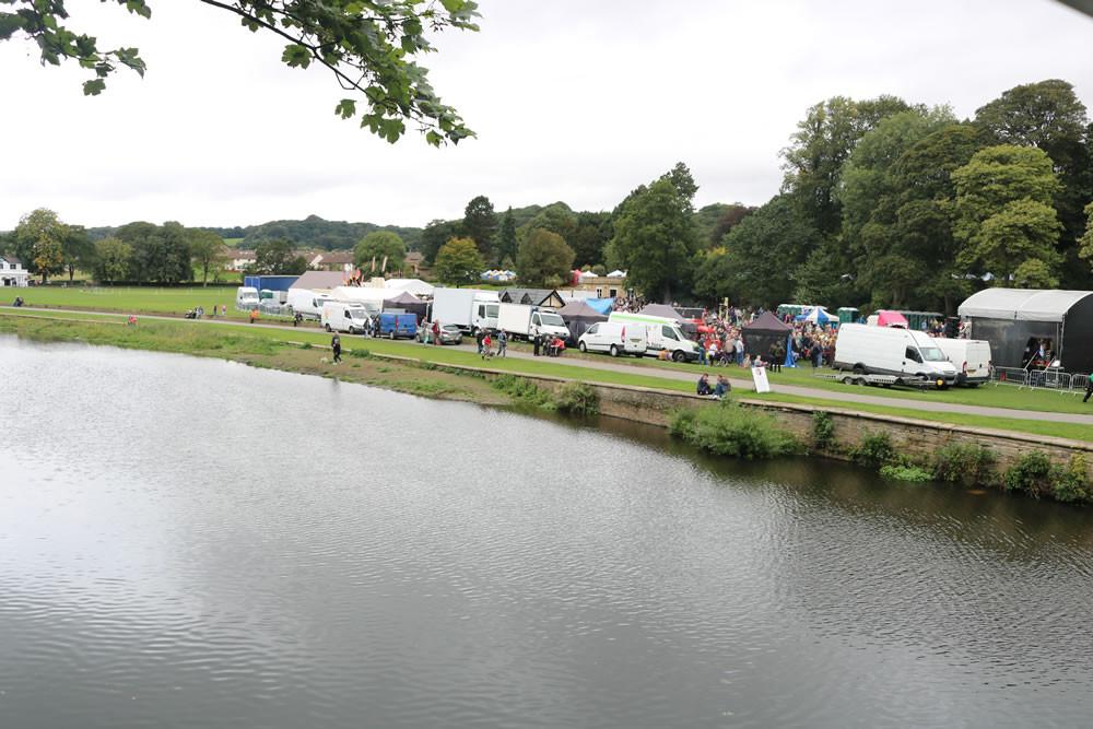 Saltaire Festival 2018 Roberts park