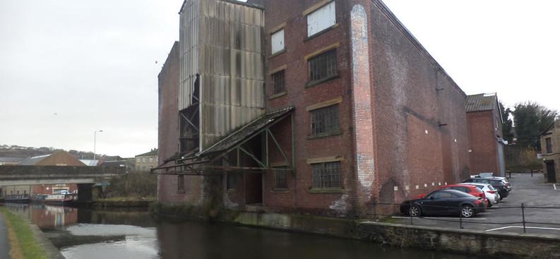 Former Canal Company Warehouse