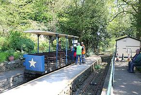 Shipley Glen tramway top station