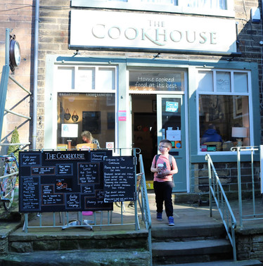 The cookhouse