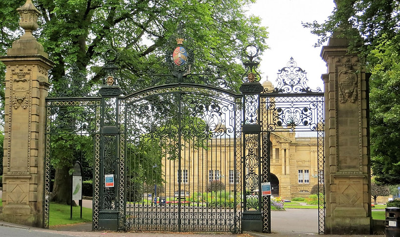 Princes Gate Lister Park