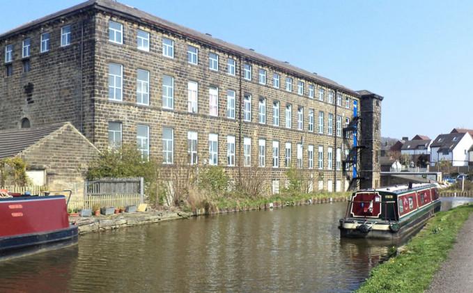 Waterloo mills Silsden