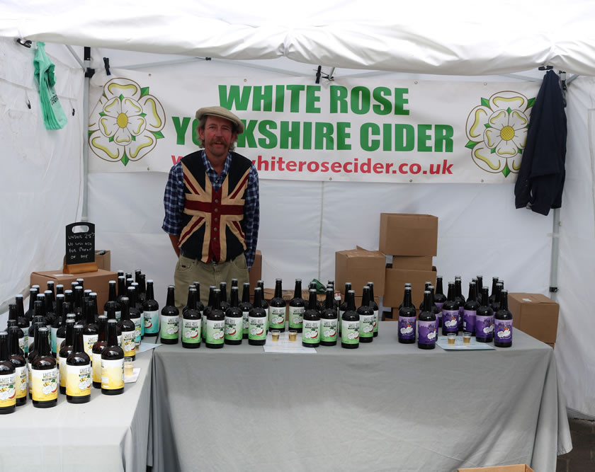 White Rose Yorkshire Cider