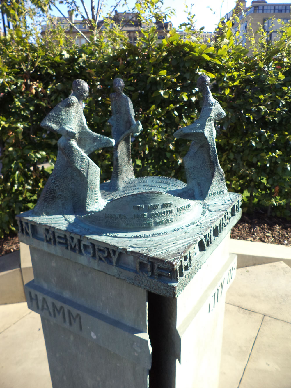 Bradford City Memorial