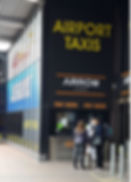 Arrow taxis leeds bradford airport