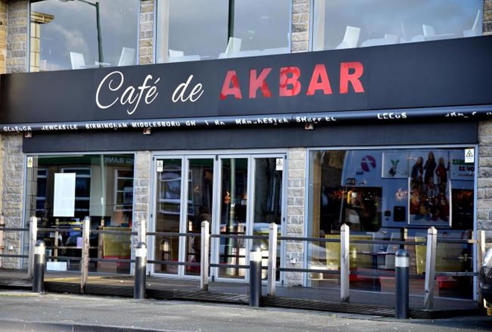 akbar cafe
