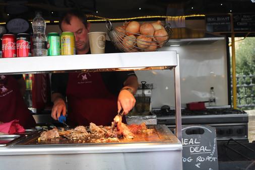 European flavour Saltaire festival