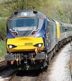Direct Rail Services Class 88  88009 Dia