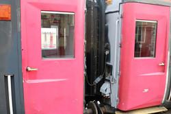 Mk3 coach Tourist Standard coach doors