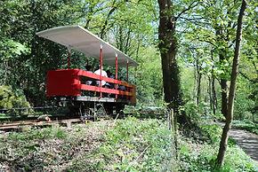 Shipley glen red tram