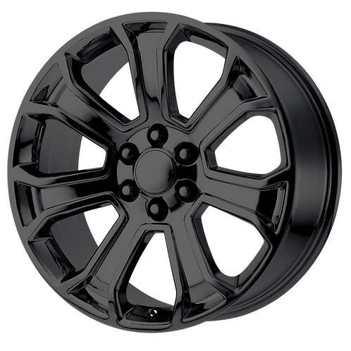 OE CREATIONS PR166 GLOSS BLACK