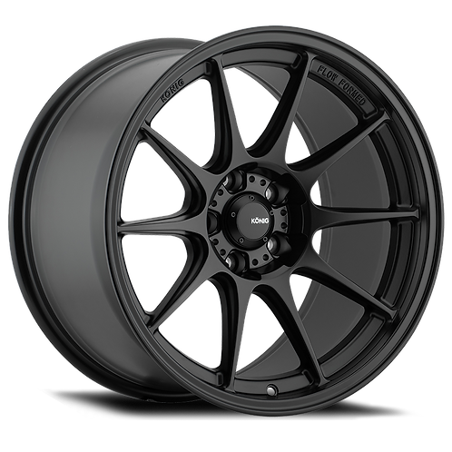 Konig Dekagram Semi Matte Black