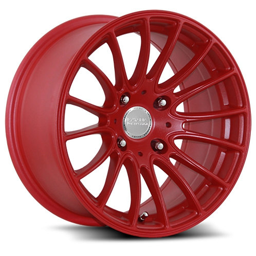 Katana K145 Matte Red Flashy