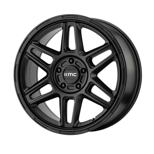 KMC NOMAD SATIN BLACK