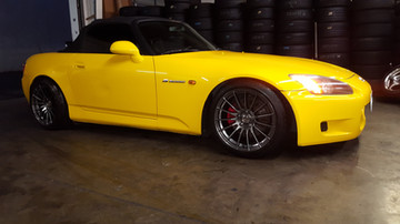 M series aftermarket wheels