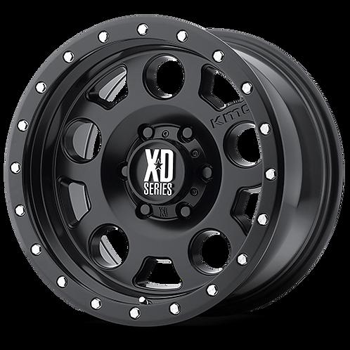 XD126 Enduro Pro Satin Black
