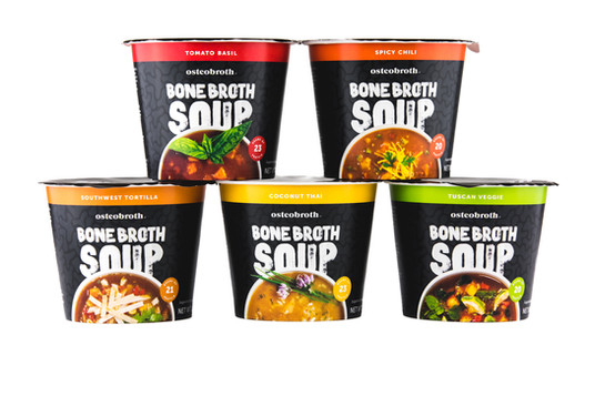 Product Photo Bone Broth Soup