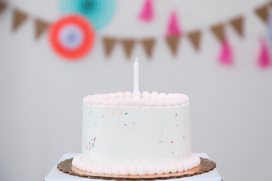 Product Photo - Birthday Cake