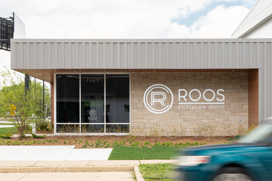 Park District of Forest Park - Roos Center