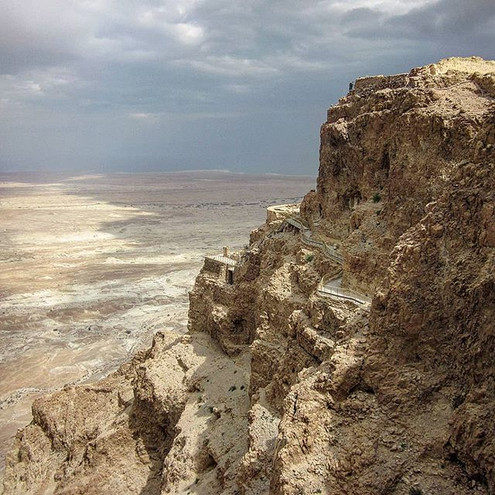 Masada Mountains