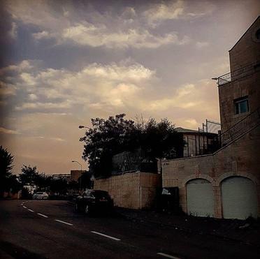Jerusalem Sunset Time