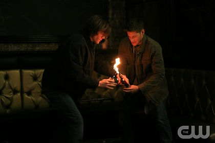 Wincherster Brothers Supernatural