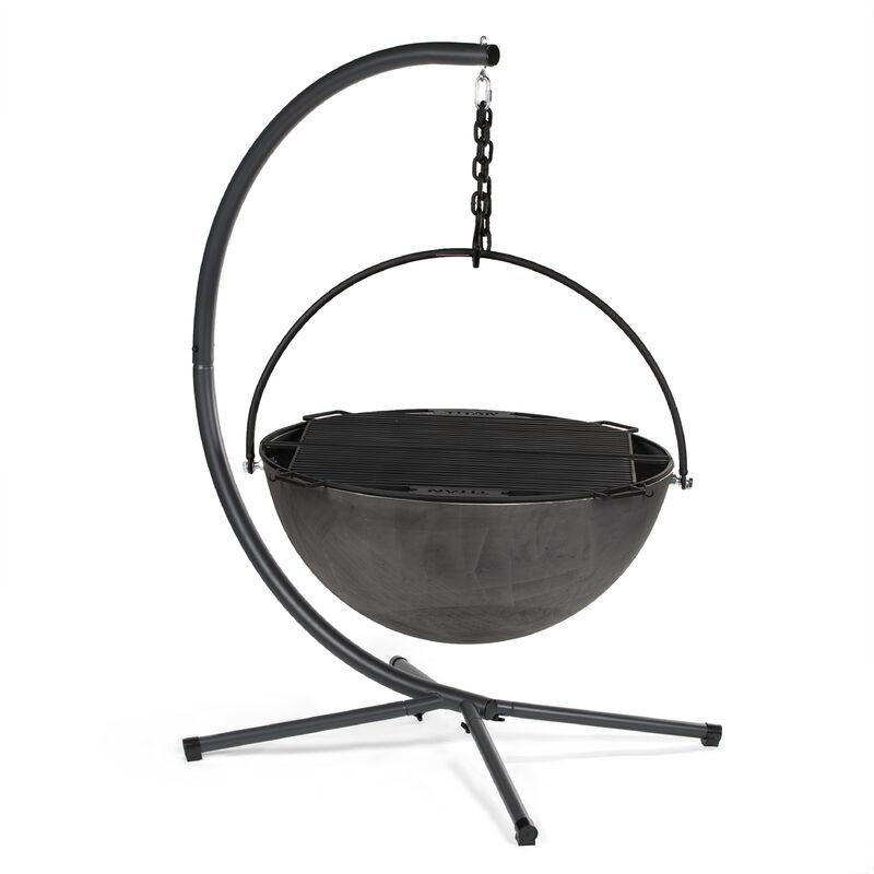 Titan Outdoors Handing Cauldron
