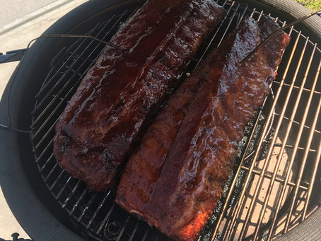 Joe vs. the St. Louis Style Ribs recipe by the BBQ Pit Boys!