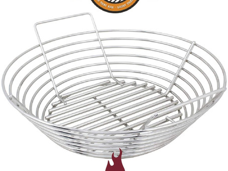 Kamado Charcoal Basket for under $15?