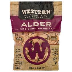 Western Brand Alder Wood Chips