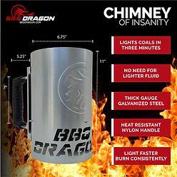 BBQ Dragon Chimney of Insanity