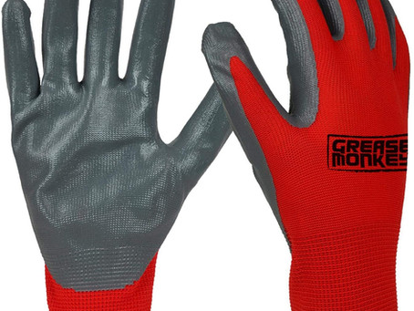 If it doesn't fit... then you must acquit! Get the right type of glove for your BBQ and grill!