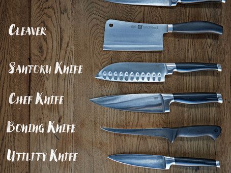 Top 3 essential knives for kitchen prep, trim Silver Skin, Brisket and more. #1 Best Seller!