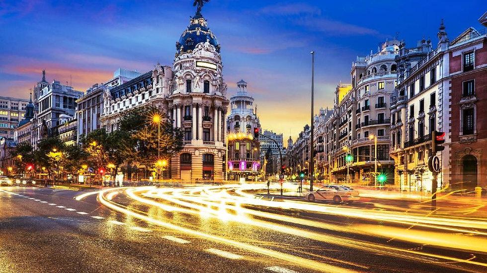 DOS NOCHES DE ENCANTO EN MADRID