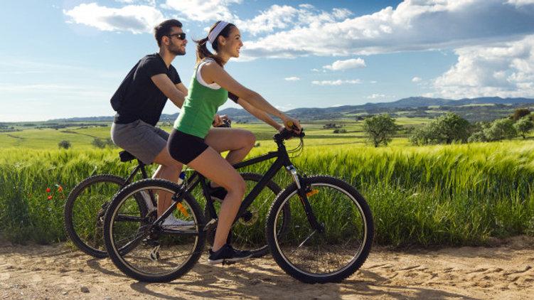 2 Noches de Escapada con Actividad en Bicicleta