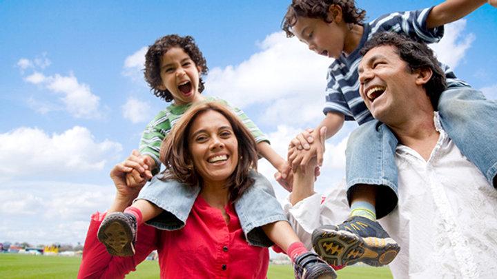 Escapada en Familia: 2 Adultos + 2 Niños