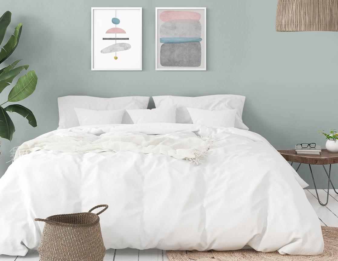 תמונות לחדר שינה, הום סטיילינג
