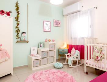 לילך הלוי - מעצבת חדרי ילדים ונוער